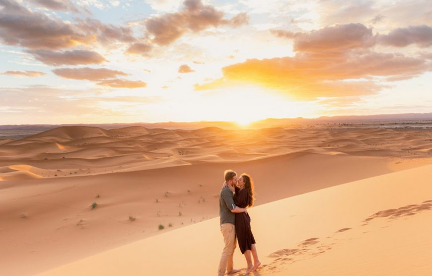 🥇 Spectacular Honeymoon in Morocco