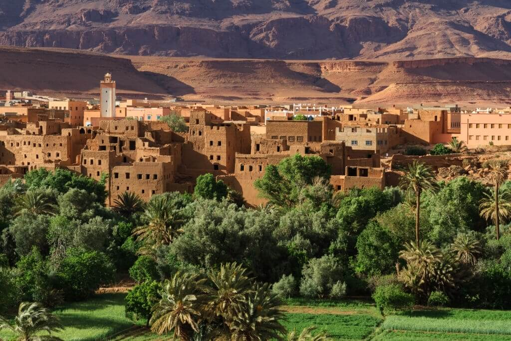 6 days tour from marrakech