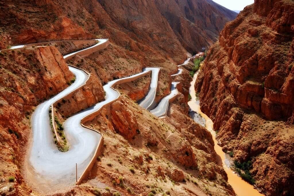 6 days tour from marrakech