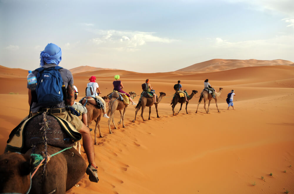 3 Days desert tour from Marrakech