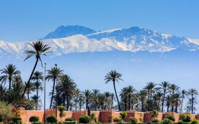 10 Reasons Why you should visit Morocco !