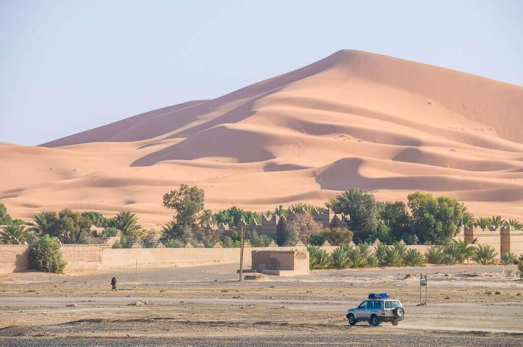 Morocco itinerary 5 days