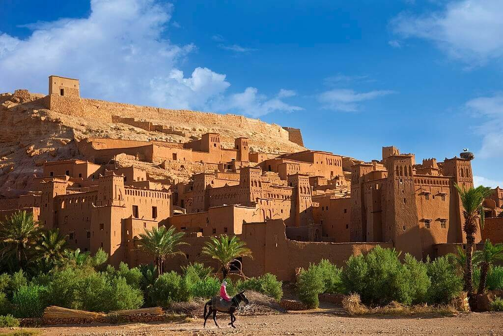5 Days tour from Marrakech