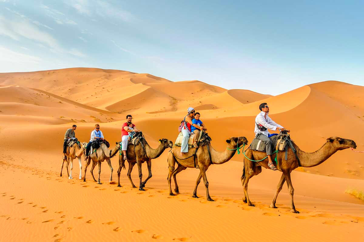 Morocco itinerary 6 days