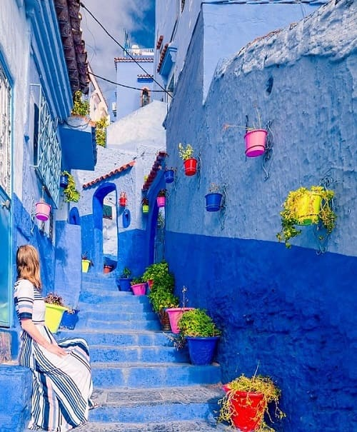 Morocco tour from Tangier