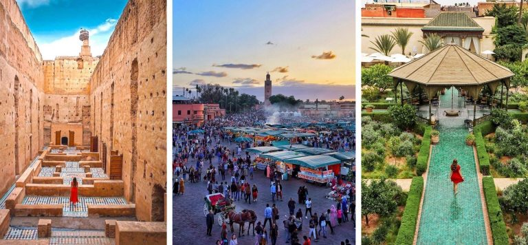 Morocco itinerary 14 days