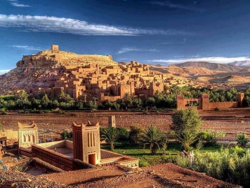 2 days desert tour from marrakech